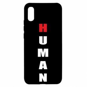 Etui na Xiaomi Redmi 9a Human