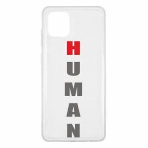 Etui na Samsung Note 10 Lite Human