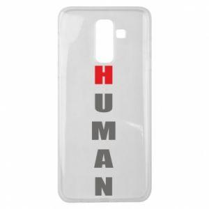 Etui na Samsung J8 2018 Human