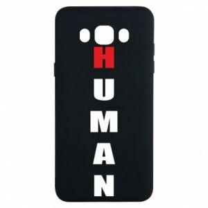 Etui na Samsung J7 2016 Human