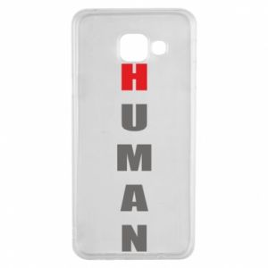 Etui na Samsung A3 2016 Human