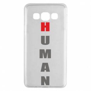 Etui na Samsung A3 2015 Human
