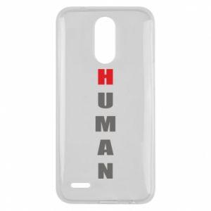 Etui na Lg K10 2017 Human
