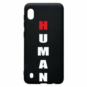Etui na Samsung A10 Human
