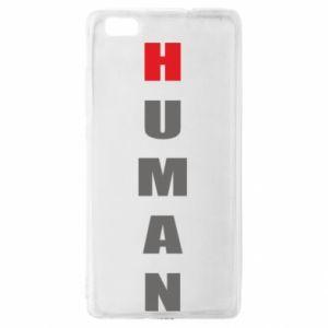 Etui na Huawei P 8 Lite Human
