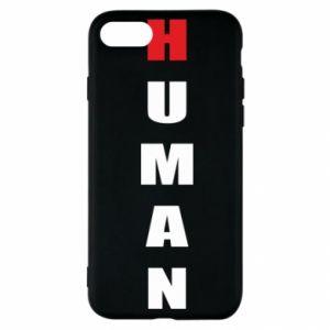 Etui na iPhone SE 2020 Human