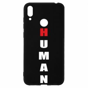 Etui na Huawei Y7 2019 Human