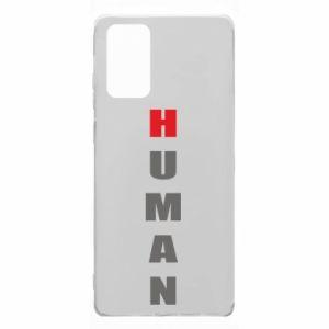 Etui na Samsung Note 20 Human
