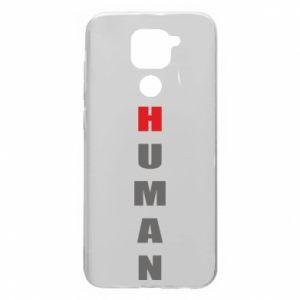 Etui na Xiaomi Redmi Note 9/Redmi 10X Human