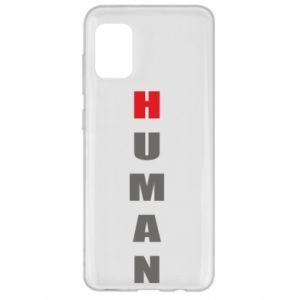 Etui na Samsung A31 Human