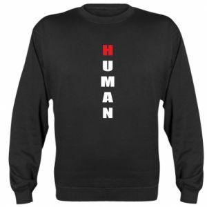 Bluza (raglan) Human