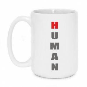 Kubek 450ml Human