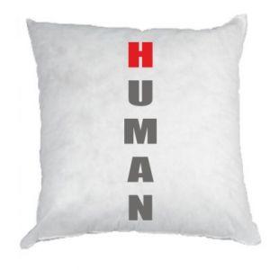 Poduszka Human