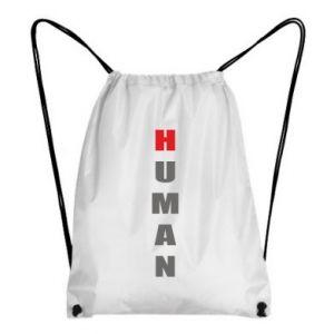 Plecak-worek Human