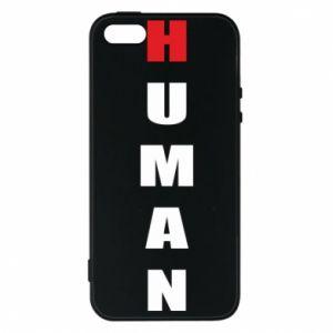 Etui na iPhone 5/5S/SE Human