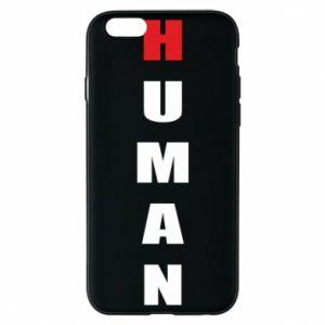 Etui na iPhone 6/6S Human