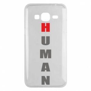 Etui na Samsung J3 2016 Human