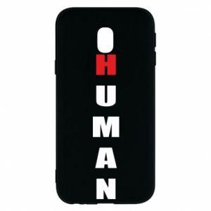 Etui na Samsung J3 2017 Human