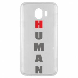 Etui na Samsung J4 Human