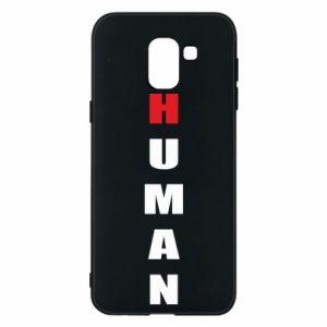 Etui na Samsung J6 Human