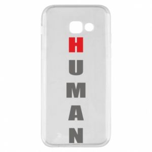 Etui na Samsung A5 2017 Human