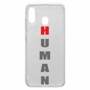Etui na Samsung A30 Human
