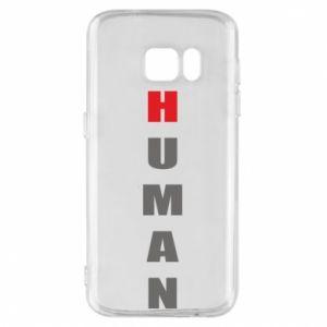Etui na Samsung S7 Human