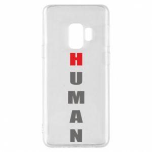 Etui na Samsung S9 Human