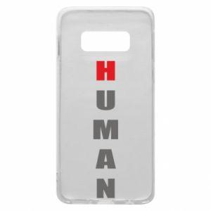 Etui na Samsung S10e Human