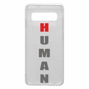 Etui na Samsung S10 Human