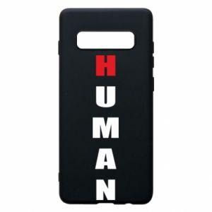 Etui na Samsung S10+ Human