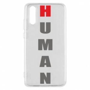 Etui na Huawei P20 Human