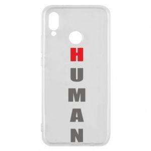 Etui na Huawei P20 Lite Human