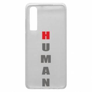 Etui na Huawei P30 Human