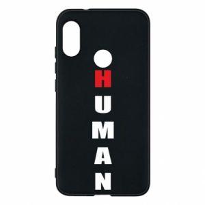 Etui na Mi A2 Lite Human