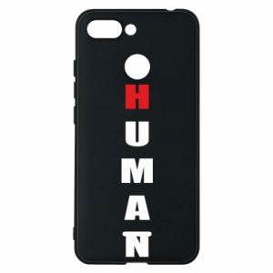 Etui na Xiaomi Redmi 6 Human