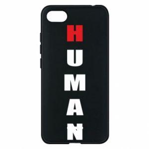 Etui na Xiaomi Redmi 6A Human