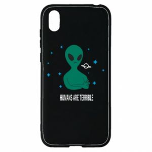 Huawei Y5 2019 Case Humans are terrible