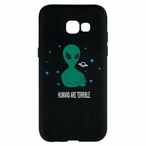 Samsung A5 2017 Case Humans are terrible