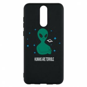 Phone case for Huawei Mate 10 Lite Humans are terrible