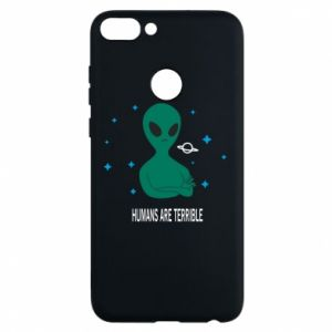 Phone case for Huawei P Smart Humans are terrible
