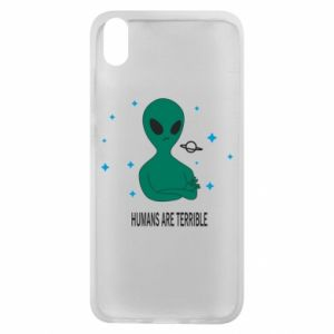 Phone case for Xiaomi Redmi 7A Humans are terrible