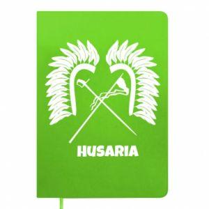 Notepad Hussars