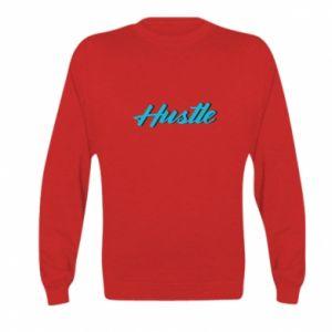 Bluza dziecięca Hustle