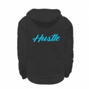 Bluza na zamek dziecięca Hustle