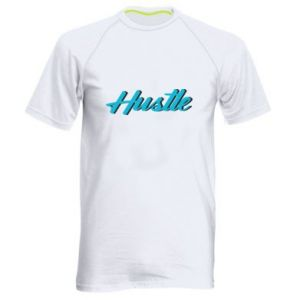 Męska koszulka sportowa Hustle