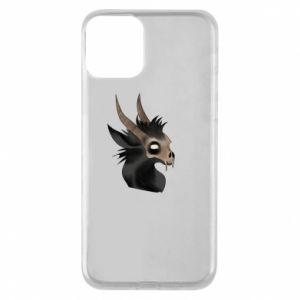 Etui na iPhone 11 Hyena in the skull