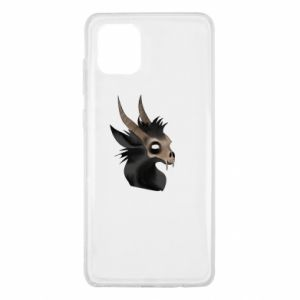 Etui na Samsung Note 10 Lite Hyena in the skull