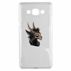 Etui na Samsung A5 2015 Hyena in the skull