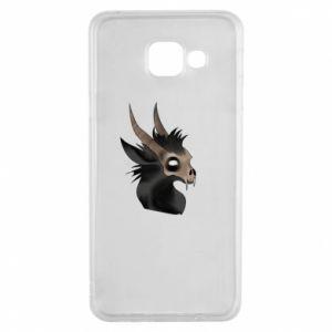 Etui na Samsung A3 2016 Hyena in the skull